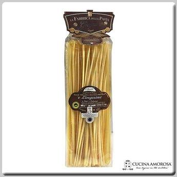 La Fabbrica Pasta Gragnano La Fabbrica Pasta Gragnano Linguine 17 Oz