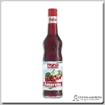 Toschi Toschi Amarena - Black Cherry Syrup 19 Oz Bottle