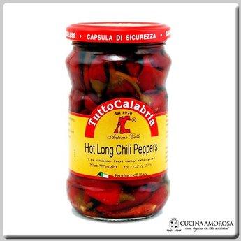 Tutto Calabria Tutto Calabria Hot Long Chili Peppers 10.2 oz