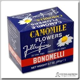 Bistefani Bonomelli Camomile 10 Filters 0.7 Oz