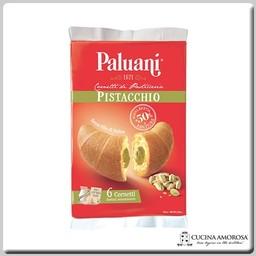 Paluani Paluani 6 Croissant Pistachio 8.8 Oz