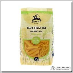 Alce Nero Alcen Nero Organic Gluten Free Corn & Rice Penne Rigate 8.8 Oz (250g)