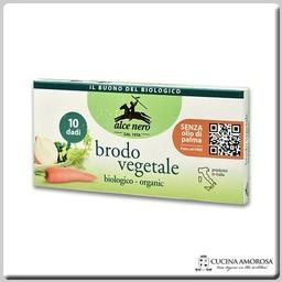 Alce Nero Alce Nero Organic Vegetables Stock 10 Cubes 3.5 Oz (100g)