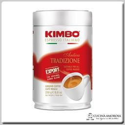 Kimbo Kimbo Ground Caffè Antica Tradizione 8.8 Oz (250g) Tin