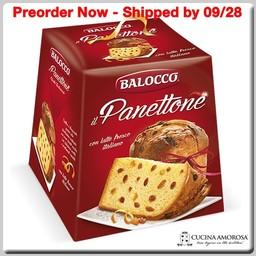 Balocco Balocco Il Panettone Tradizionale (1000g) 2.2 Lbs