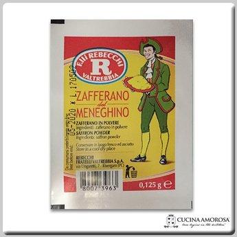 Rebecchi Rebecchi Zafferano - Saffron 0.125g Envelope