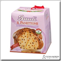 Bauli Bauli Panettone Classico (500g) 16.7 Oz