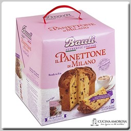 Bauli Bauli Panettone Classico (1000g) 2.2 Lbs