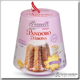 Bauli Bauli Pandoro di Verona Classico (750g) 28 Oz