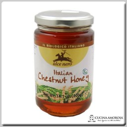 Alce Nero Alce Nero Organic Honey Italian Chestnut 14.1 Oz (400g) Jar