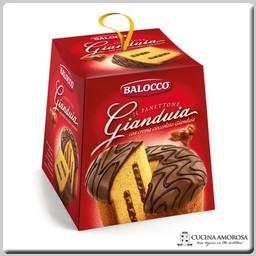 Balocco Balocco Il Panettone Gianduia (800g) 30 Oz