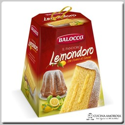 Balocco Balocco Pandoro Lemodoro with Lemon Cream (800g) 28  Oz