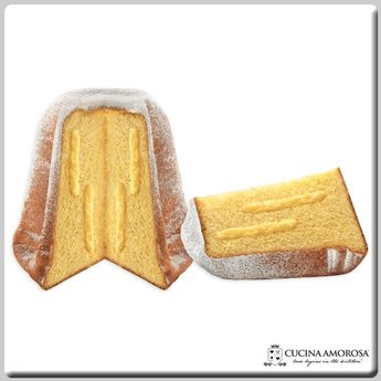 Balocco Balocco Pandoro Lemodoro with Lemon Cream (800g) 28  Oz