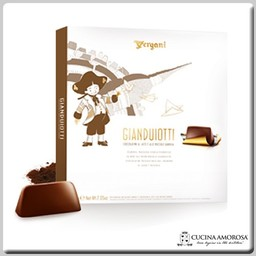 Vergani Gianduiotti Gift Box (200g) 7.05 Oz