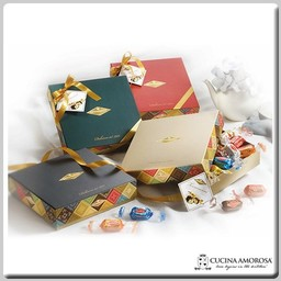 Condorelli Condorelli Sicilian Torroncini Morbidi Gift Box (250g) 8.8 Oz