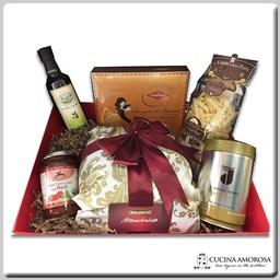 "Cucina Amorosa Gift Box ""Italian Favorites"""