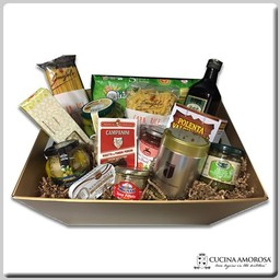 "Cucina Amorosa Gift Box ""Tutto Gluten Free"""