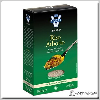 Vignola Vignola Arborio Rice 2.2 Lbs (1Kg)