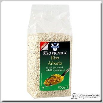 Vignola Vignola Arborio Rice 17.6 Oz (500g)