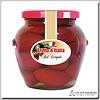 Frutto D'Italia Frutto D'Italia Red Cerignola Olives Drained 12.35 Oz (350g) Jar