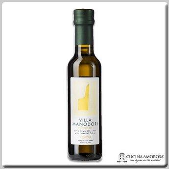 Villa Manodori Villa Manodori Essenziale Extra Virgin Olive Oil with Naturl Oil of Lemon 8.5 Oz