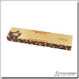 Vergani Sultano Gianduia Chocolate Bar Whith Whole Hazelnut (250g) 8.8 Oz