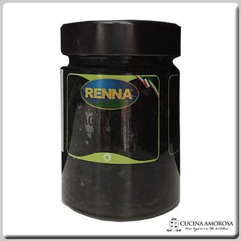Renna Renna Black Cerignola 10.5 Oz Jar