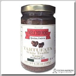 Melchiorri Melchiorri White Truffle Sauce 6.35 Oz Jar