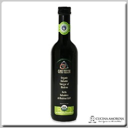 Toschi Toschi Organic Balsamic Vinegar of Modena IGP 17.6 Fl Oz (500ml)