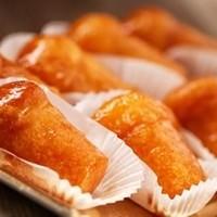 Mini Cakes & Croissant