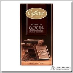 Caffarel Caffarel Gourmet Extra Dark Chocolate 70% Bar 3.5 Oz (100g)
