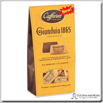 Caffarel Caffarel Classic Gianduia Window 5.29 Oz (150g)