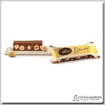 Caffarel Caffarel Mini Piemonte Snack Milk Chocolate with Piedmont Hazelnut Bar 1.16 Oz (33g)