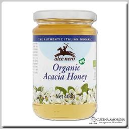 Alce Nero Alce Nero Organic Italian Honey Acacia 14 Oz (400g) Jar