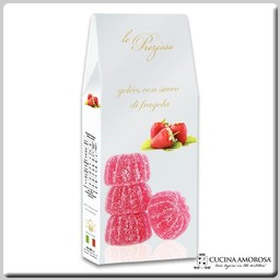 Silagum Le Preziose Gelèes with Strawberry Flavor 7 Oz (200g) Gift Box