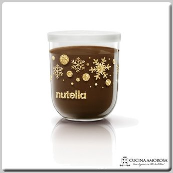 Ferrero Ferrero Nutella Made in Italy 7 Oz (200g) Glass Jar
