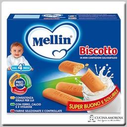 Mellin Mellin Biscotto Dal 4* Mese 360g