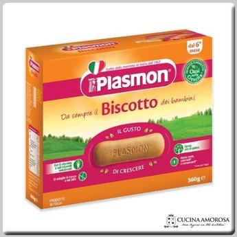 Plasmon Plasmon 6 Mesi Biscotti 360g