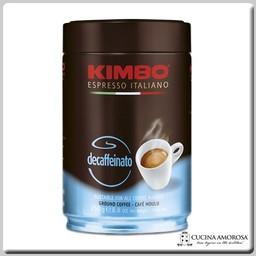 Kimbo Kimbo Ground Aroma Decaf 8.8 Oz Tin