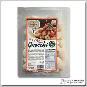 Barbiero Rice & Potato Gnocchi Gluten Free 17.6 Oz (500g)
