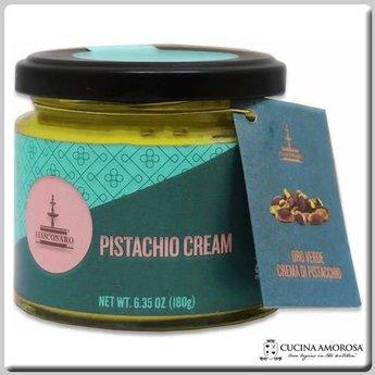 Fiasconaro Fiasconaro Sicilian Bronte Pistachio Cream Spread 6.35 Oz 180g