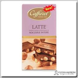Caffarel Caffarel Milk Chocolate with Piedmont Hazelnut Bar  5.29 Oz (150g)