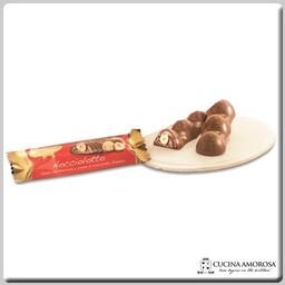 Caffarel Caffarel Nocciolotto Snack Milk Chocolate with Hazelnut 1.16 Oz (33g)