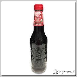 Galvanina Galvanina Cola Organic Sparkling Soda 12 Fl. Oz. (355 Ml) Bottle (Pack of 6)