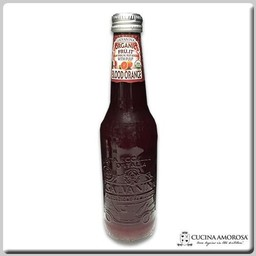 Galvanina Galvanina Blood Orange Organic Sparkling Soda w/Pulp  355 Ml (Case of 12)