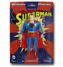 Toysmith Superman Bendable