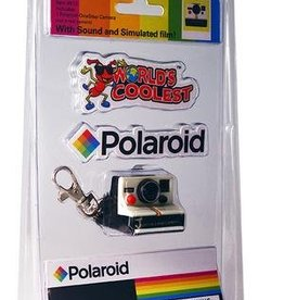 Super Impulse USA Worlds Coolest Polaroid Camera