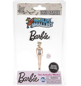 Super Impulse USA Worlds Smallest Barbie Asst.
