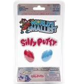 Super Impulse USA Worlds Smallest Silly Putty 2 Pack