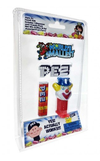 Super Impulse USA Worlds Smallest Pez Asst.